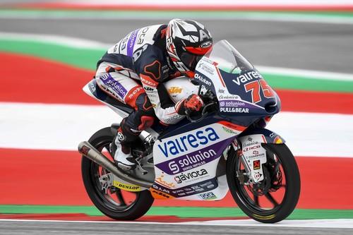 Albert Arenas gana en el Red Bull Ring y recupera la carrera de margen en la general de Moto3