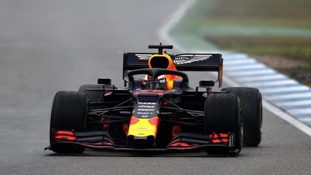 Max Verstappen gana bajo el diluvio en Hockenheim en el día en que la Fórmula 1 se reencontró con sí misma