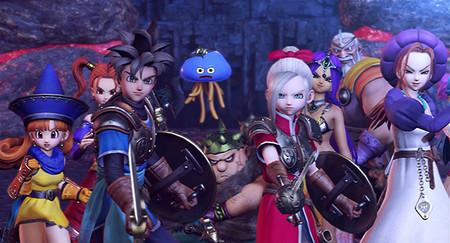 Dragon Quest Heroes I & II también saldrán en la nueva consola de Nintendo y por partida doble