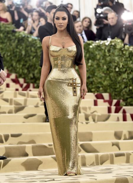 met gala 2018 kim kardashian