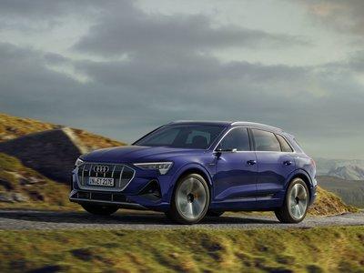 Audi e-tron obtiene 25 kilómetros más de autonomía