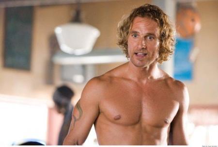 Cómo se cuidan los famosos: Matthew McConaughey (VIII)