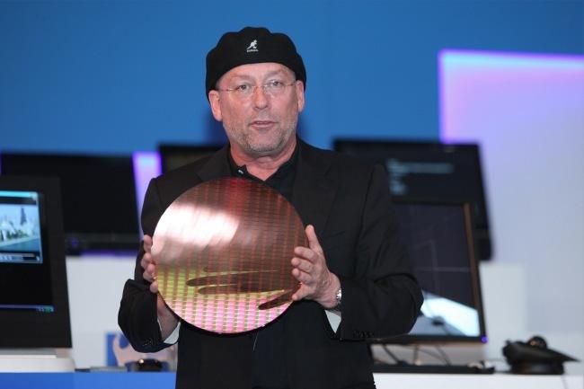 Intel IB die
