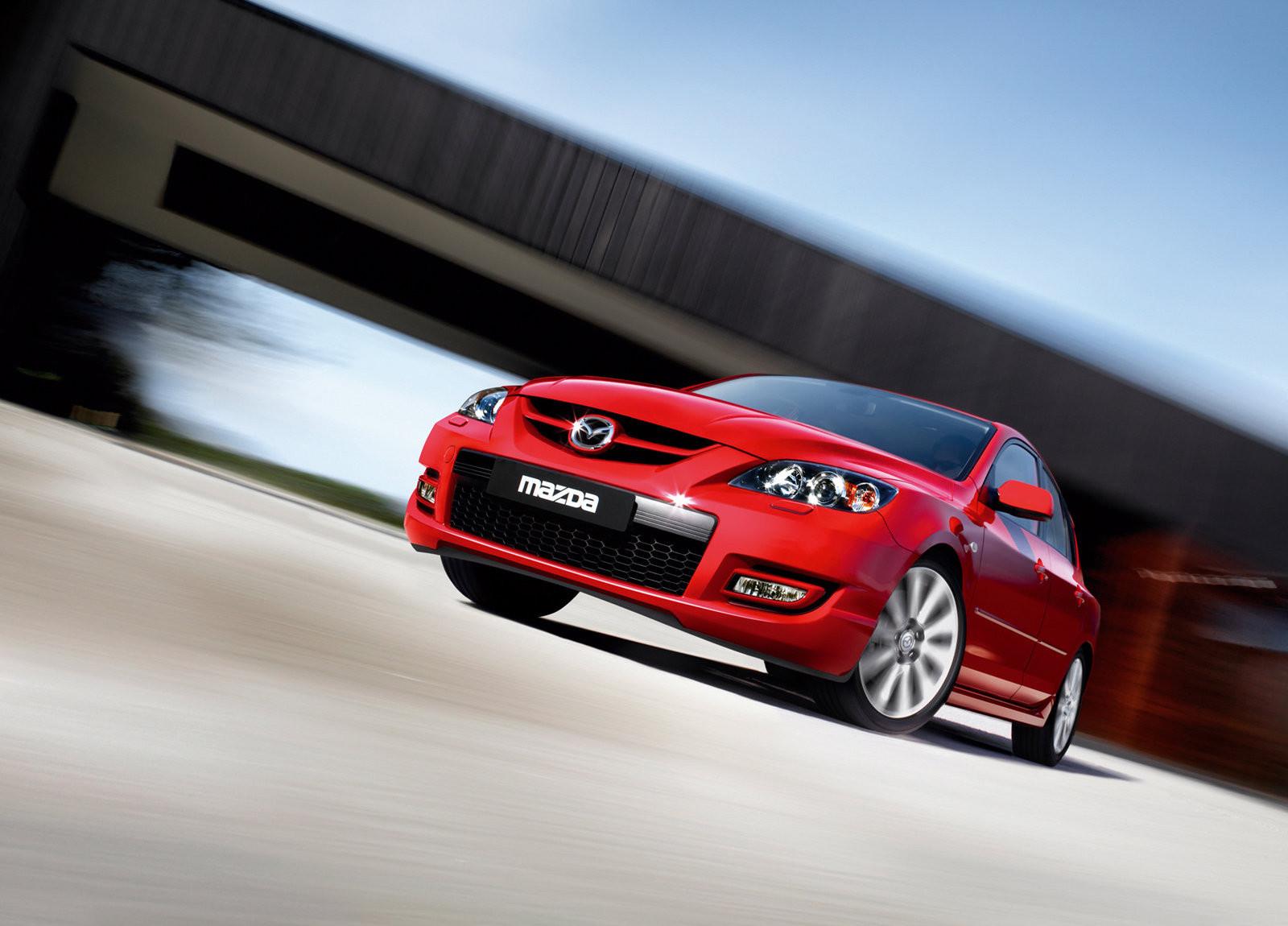 Foto de Mazda Mazdaspeed3 (1/20)