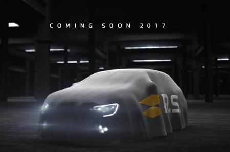 Sí, el nuevo Renault Mégane RS ya está de camino. Y lo vemos en este vídeo teaser