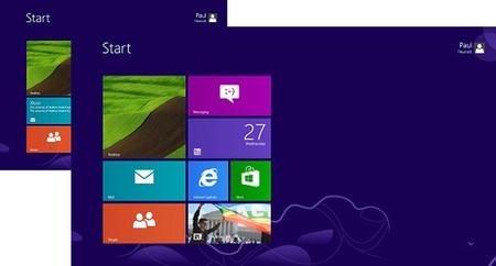 Dos más sobre Windows Blue: sincronización de la pantalla de inicio y gestos en IE 11 de escritorio