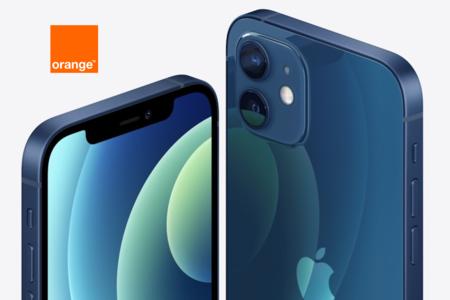 Precios iPhone 12 Mini y iPhone 12 Pro Max con pago a plazos y tarifas Orange