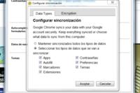 Chrome 8 nos permitirá sincronizar nuestras contraseñas