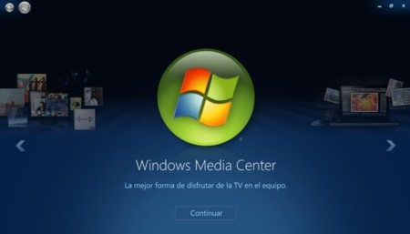 Windows 10 Mediacenter