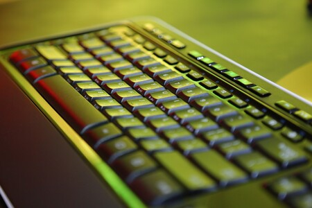 Black Color Computer Keyboard 4066482 1920