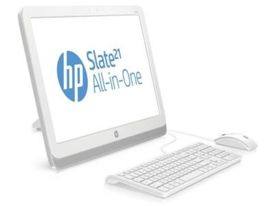 HP Slate 21, un sobremesa todo en uno con Android