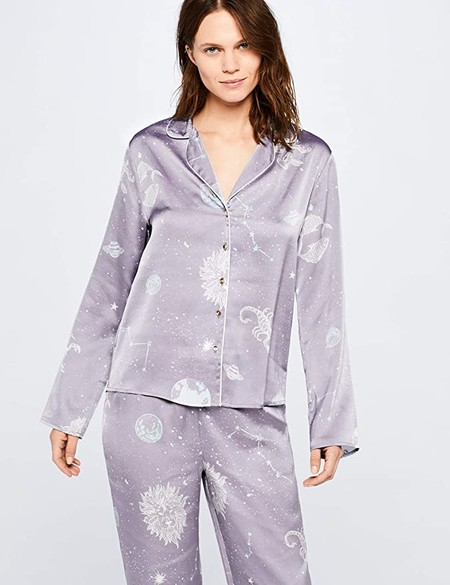 Marca Amazon - IRIS & LILLY Pijama Mujer
