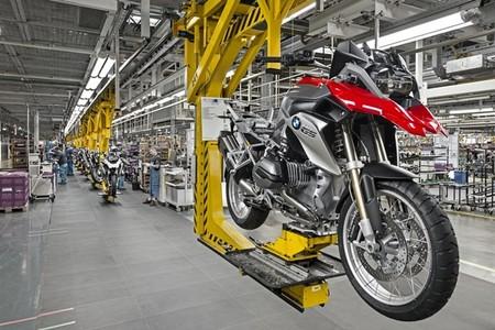 BMW R 1200 GS 500.000 unidades