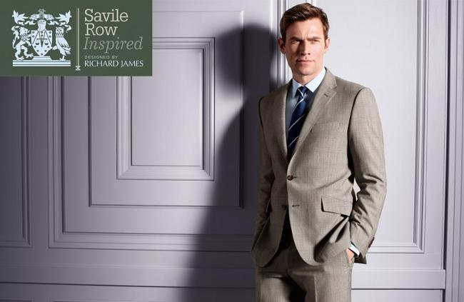 Savile Row Marks and Spencer
