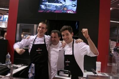 Los cocineros españoles pedirán en Bruselas que en las escuelas se incluya la educación del gusto como asignatura