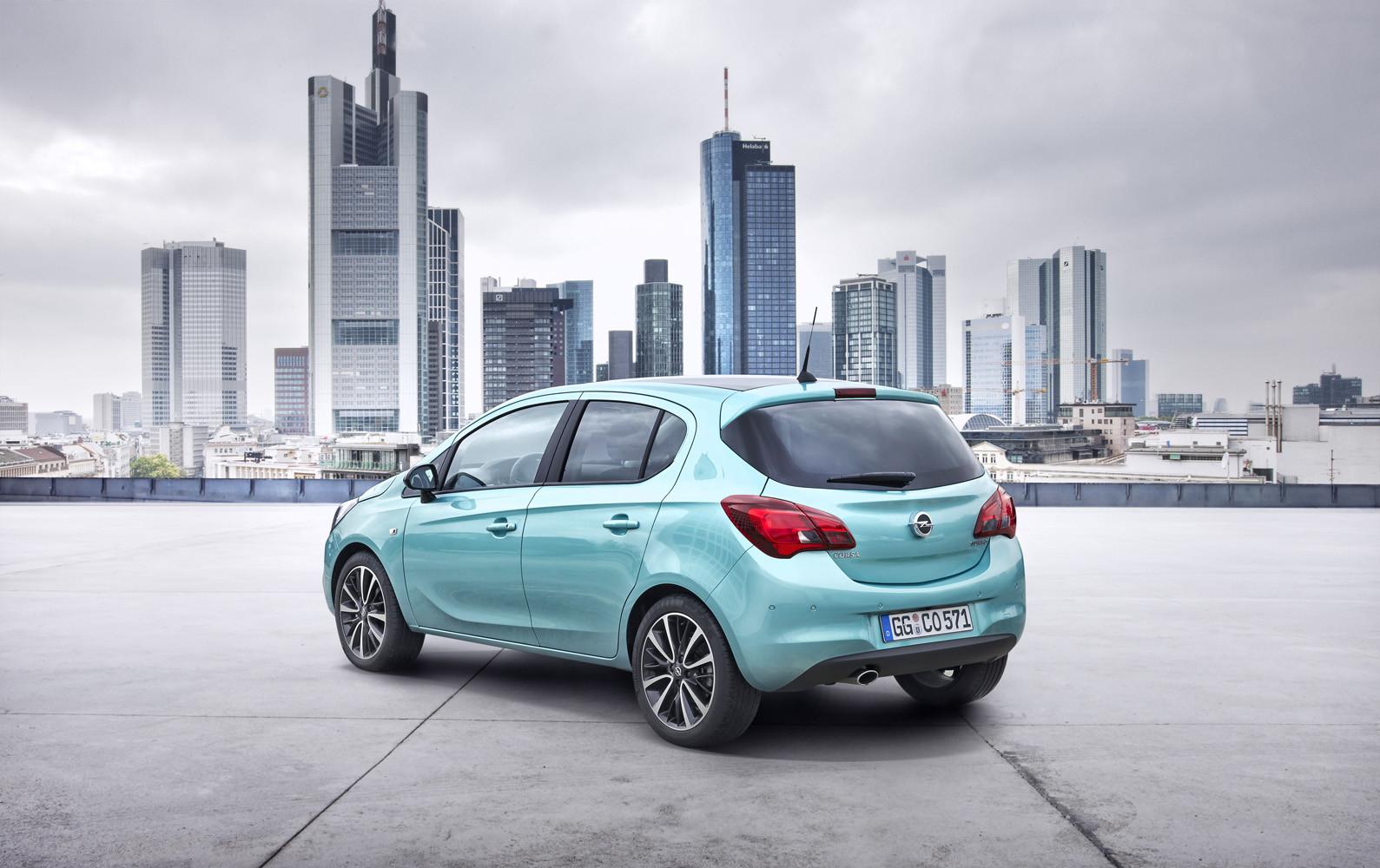 Foto de Opel Corsa (comparativa) (40/47)