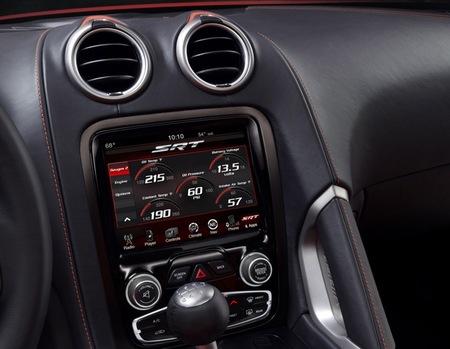 SRT Viper 2013 consola central