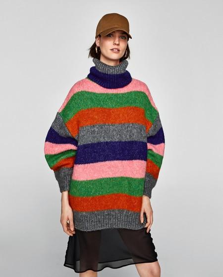 11 jerséis en rebajas para hacer frente a la ola de frío