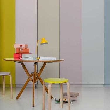 Bruguer se inspira en la casa de la influencer Verdeliss para crear su nueva paleta de colores