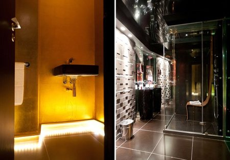 Suite 007 hotel seven - baños