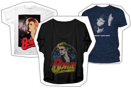 Camisetas David Bowie 3