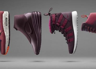 Nike Sneakerboot, los '70 vuelven a tus pies