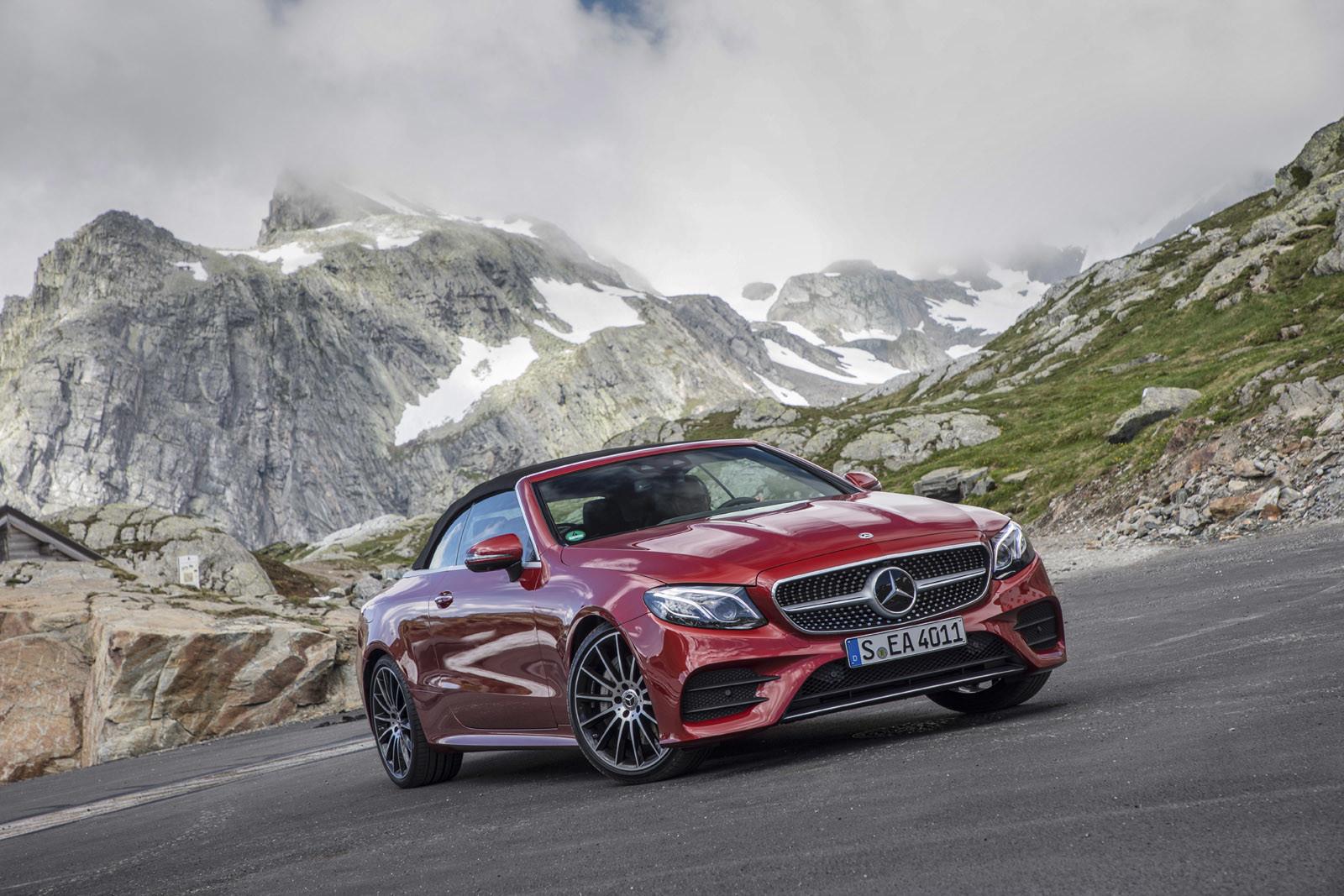 Foto de Mercedes-Benz Clase E Cabrio, toma de contacto (116/156)