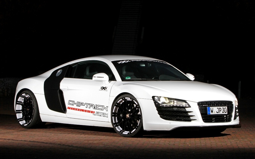 Audi R8 Biturbo By Xxx Performance 11 12