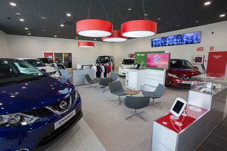 Ibericar Reicomsa Concesionario Nissan Coslada
