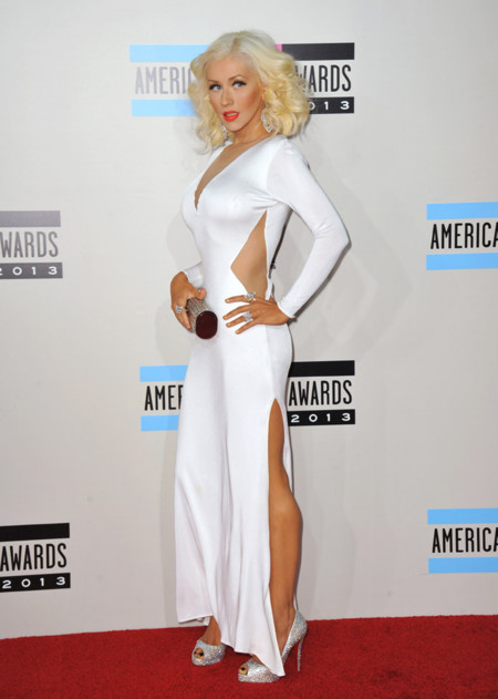 Christina Aguilera American Music Awards