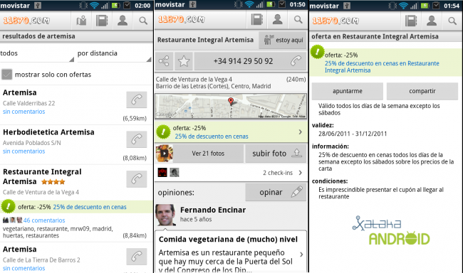 ofertas 11870 app android