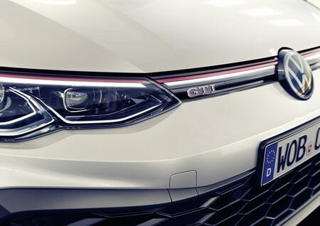 Volkswagen Golf Gti Clubsport 2021 Frontal