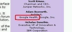 Google Health cerca