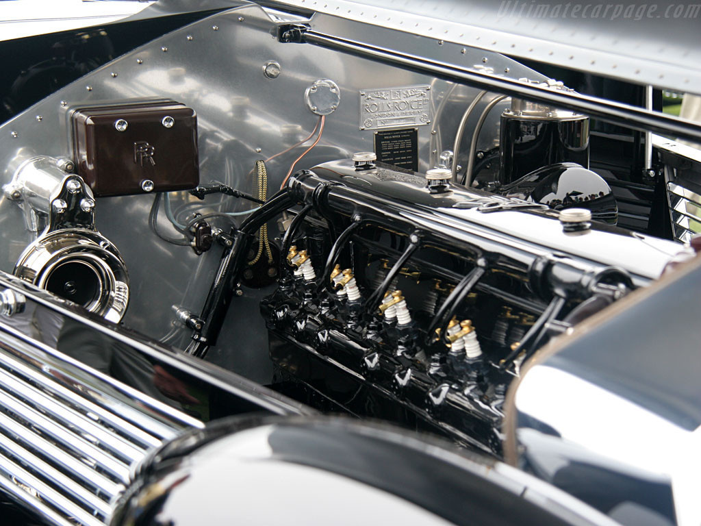 Foto de Rolls-Royce Phantom I Aerodynamic Coupe (9/14)