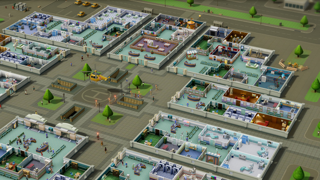 Two Point Hospital 01