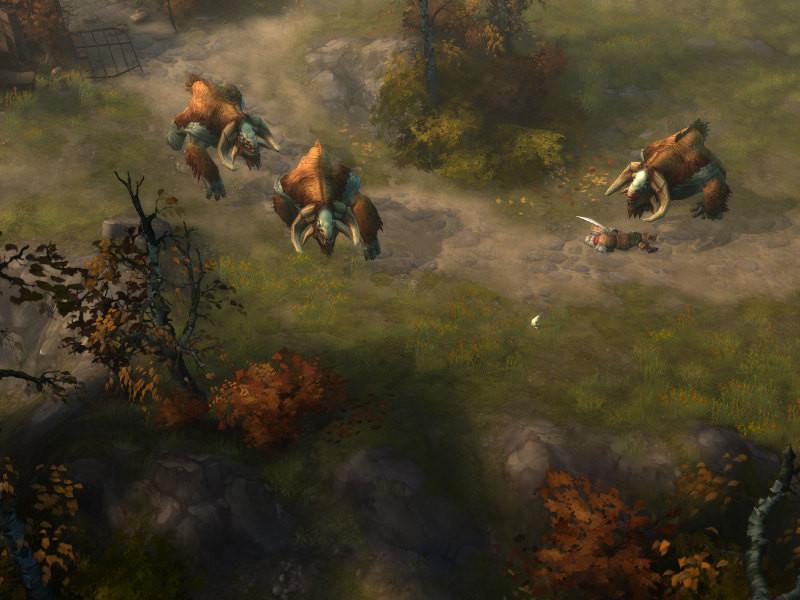 Foto de Diablo III - Septiembre 2008 (1/4)
