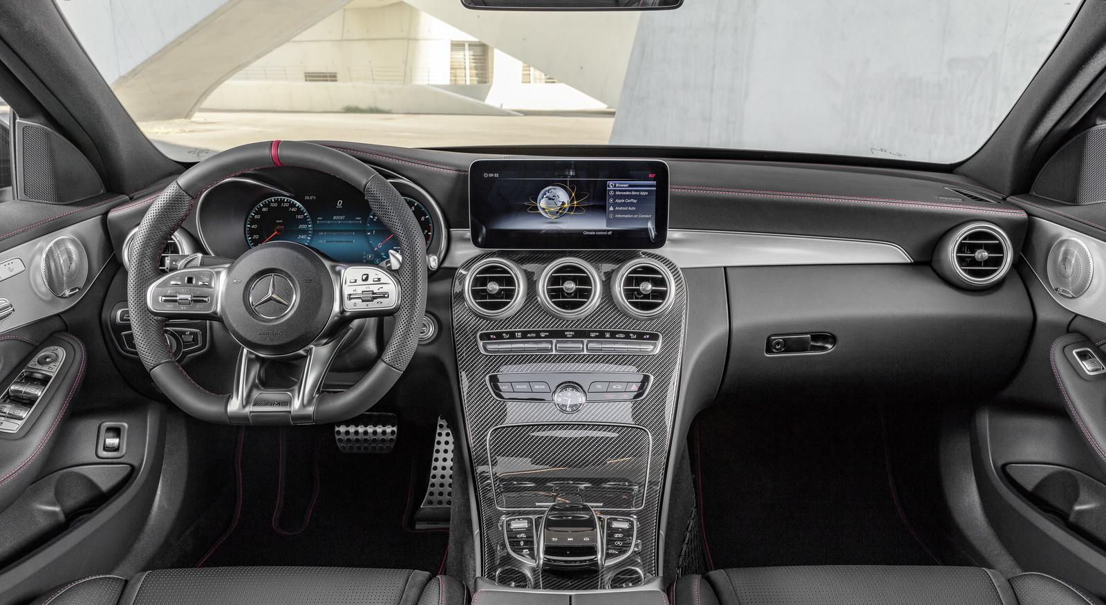 Foto de Mercedes-AMG C 43 4MATIC 2018 (18/28)