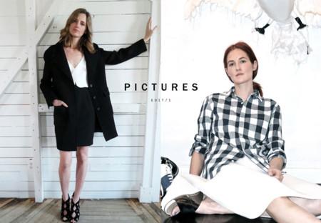 Taylor Tomasi Hill, Amanda Brooks... Zara sigue triunfando con su sección Pictures
