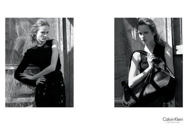 Calvin Klein, campaña Otoño-Invierno 2010 por David Sims