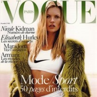 Vogue Paris desfile kate moss
