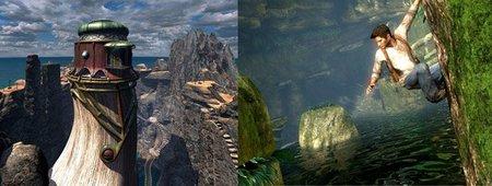 'Uncharted: el tesoro de Drake' y 'Myst' tendrán versiones cinematográficas