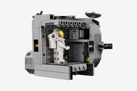 Lego Nasa Apollo 11 Lander 8