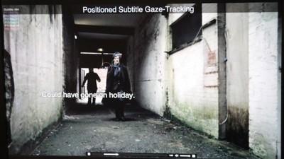 BBC R&D trabaja en nuevos métodos para colocar los subtítulos en pantalla