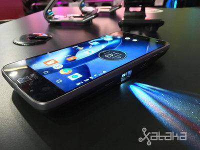 Motorola está preparando un Moto Mod basado en Project Tango para los Moto Z