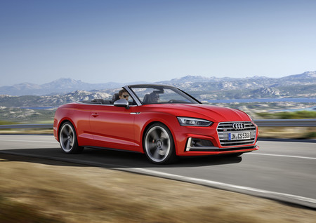Audi A5 Cabrio y S5 Cabrio