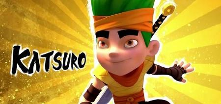 "Se libera el tercer episodio de la miniserie Fruit Ninja Origins ""Katsuro's Training Day"""
