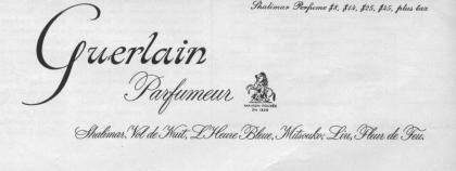 detalle publicidad revisa Fortune, 1954