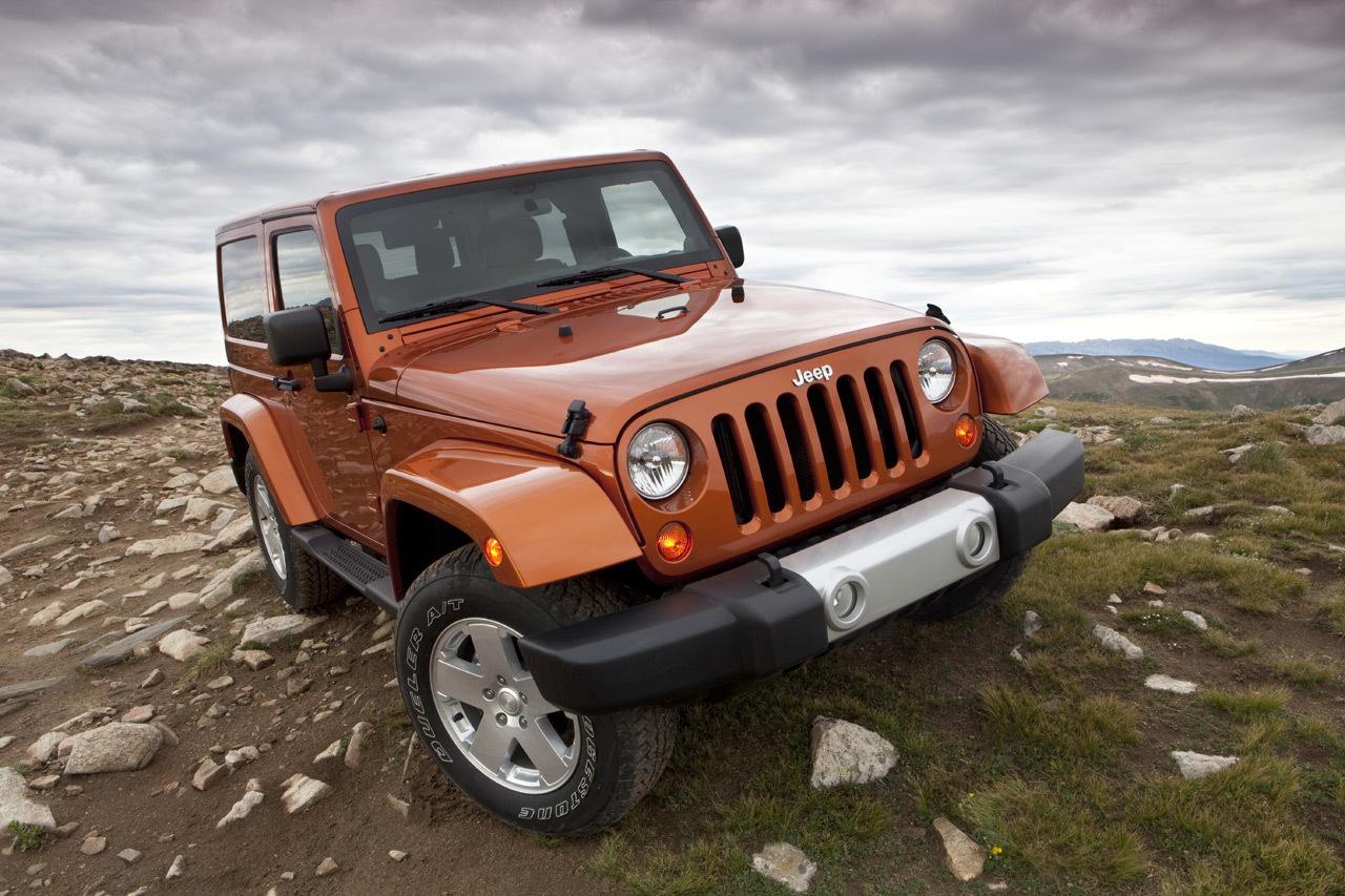Foto de 2011 Jeep Wrangler (6/27)
