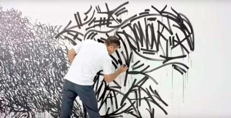 Lacoste L!VE x JonOne: ¿creías que los graffitis eran sólo para los muros?