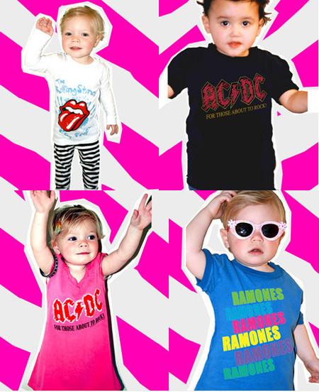 Para niños rockeros